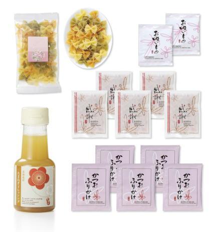 北海道産たまねぎ使用 ドレッシング&パスタセット弐